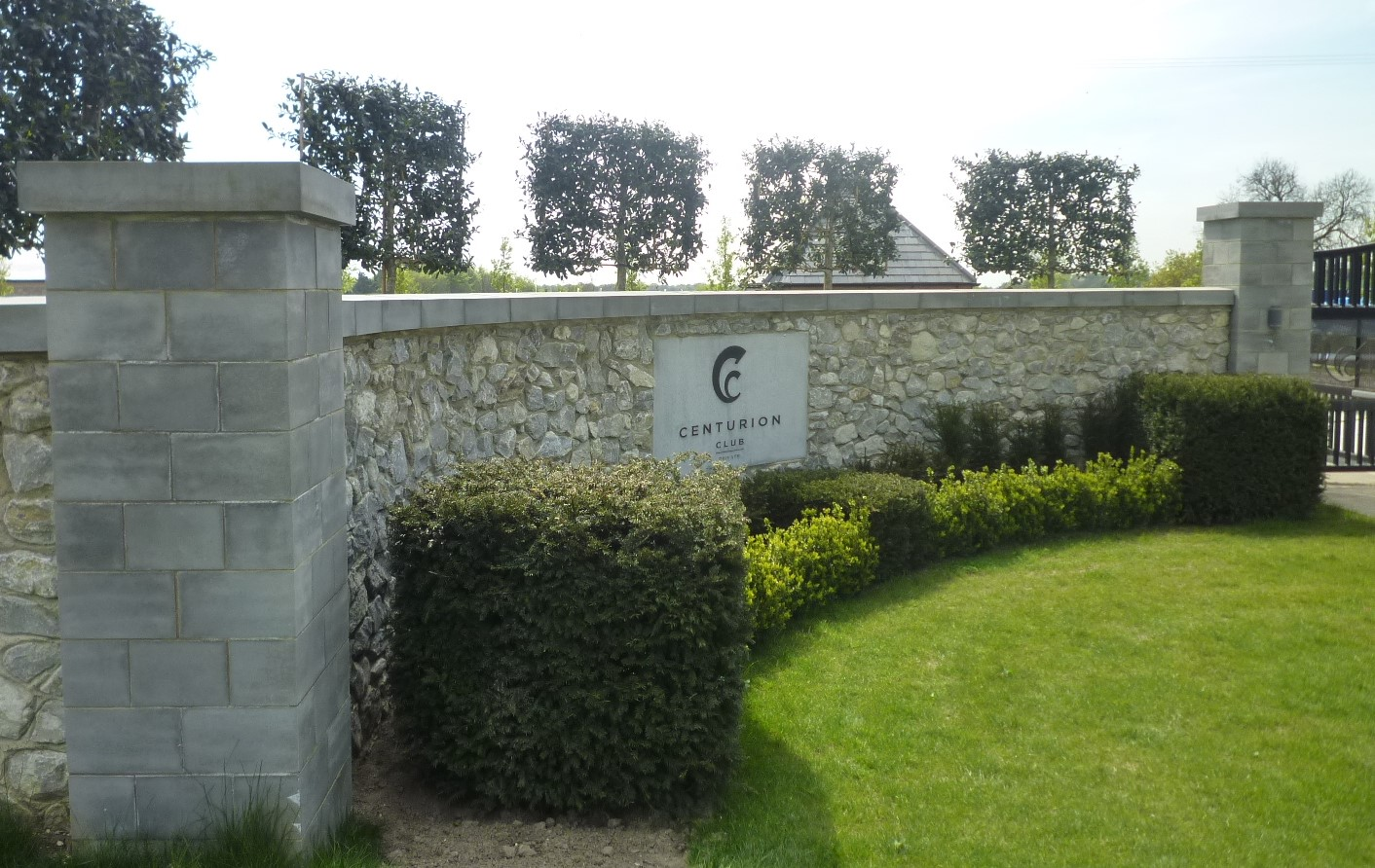 Aralia Creates a Powerful Entry Statement at Private Golf ...