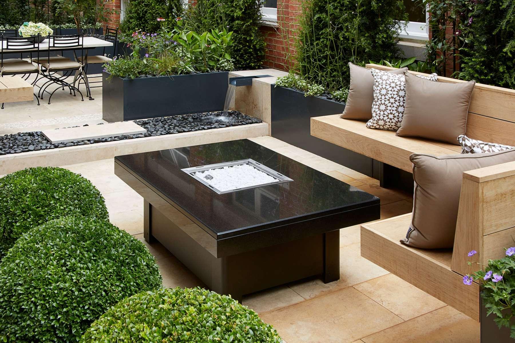 KNIGHTSBRIDGE LONDON ROOF TERRACE | Aralia Garden Design ...