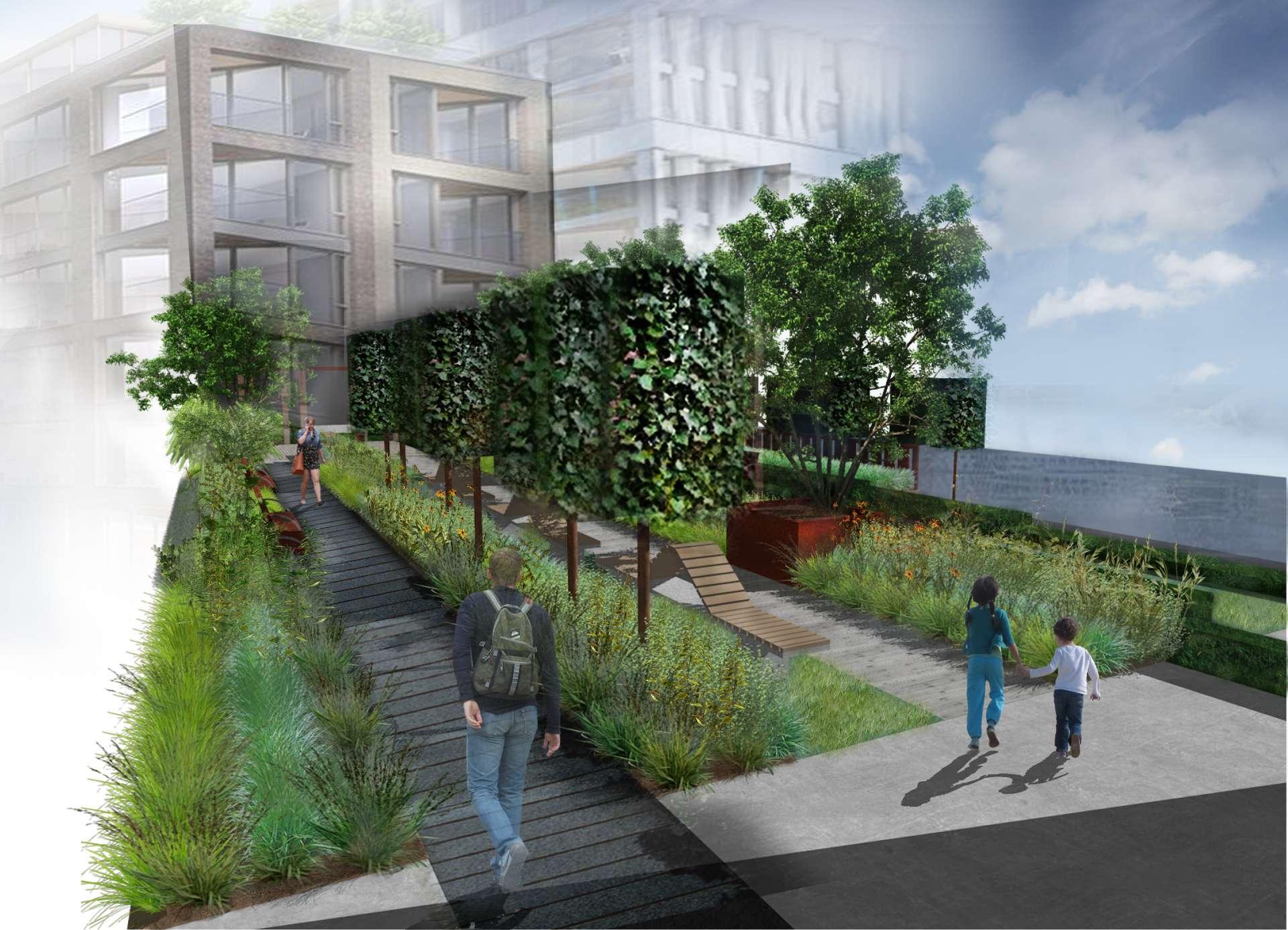CHELSEA CREEK PUBLIC REALM CONCEPT | Aralia Garden Design ...