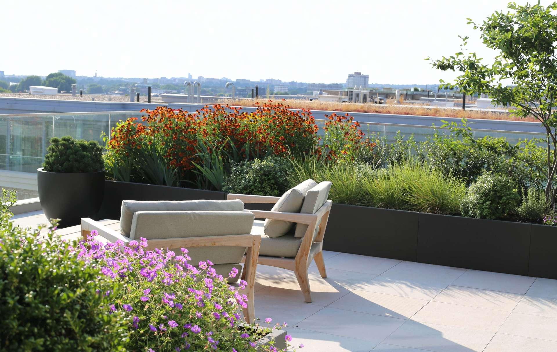 FULHAM REACH LONDON   Aralia Garden Design - Landscape ...